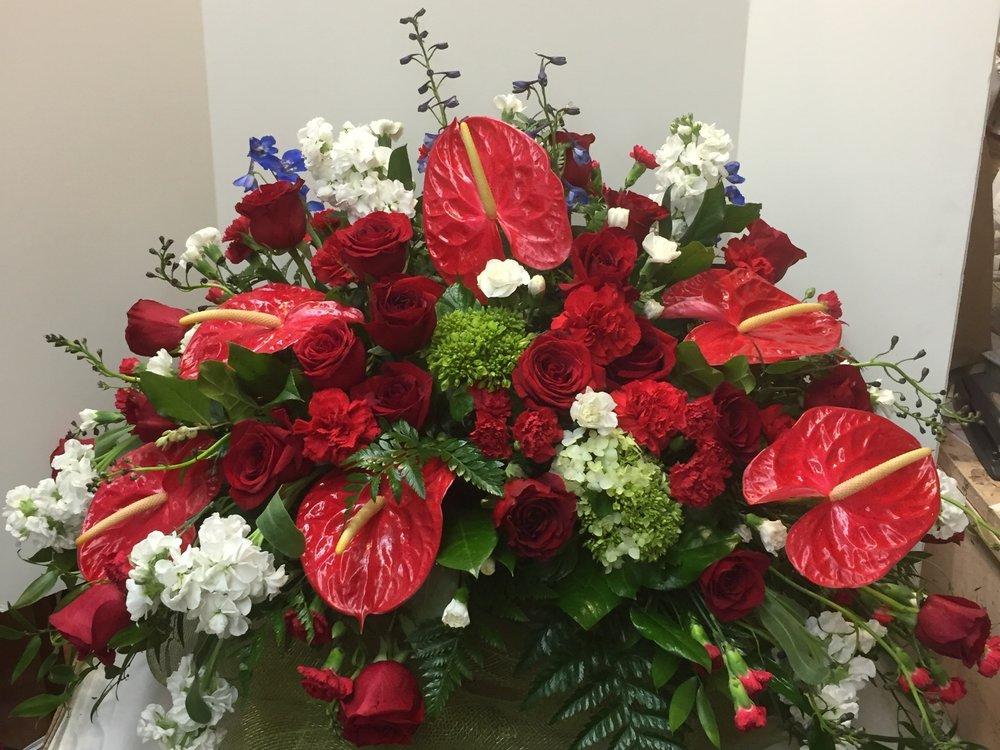 Anthurium & Roses (CF-4)
