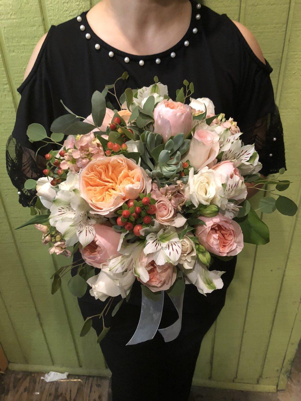 Chiffon (Bridal Bouquet)