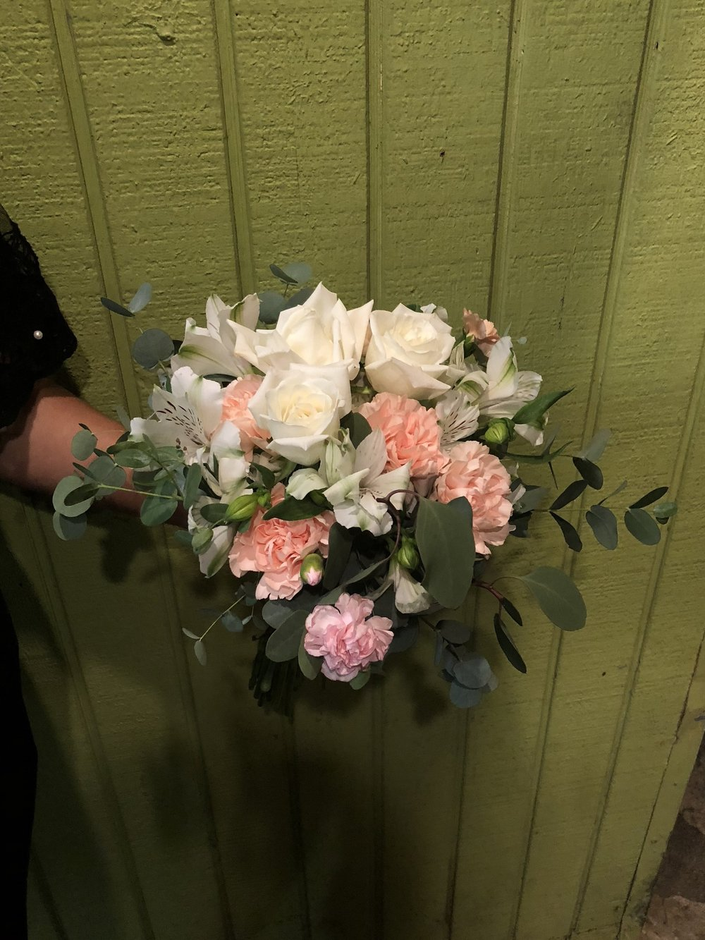 Chiffon (Bridesmaid Bouquet)