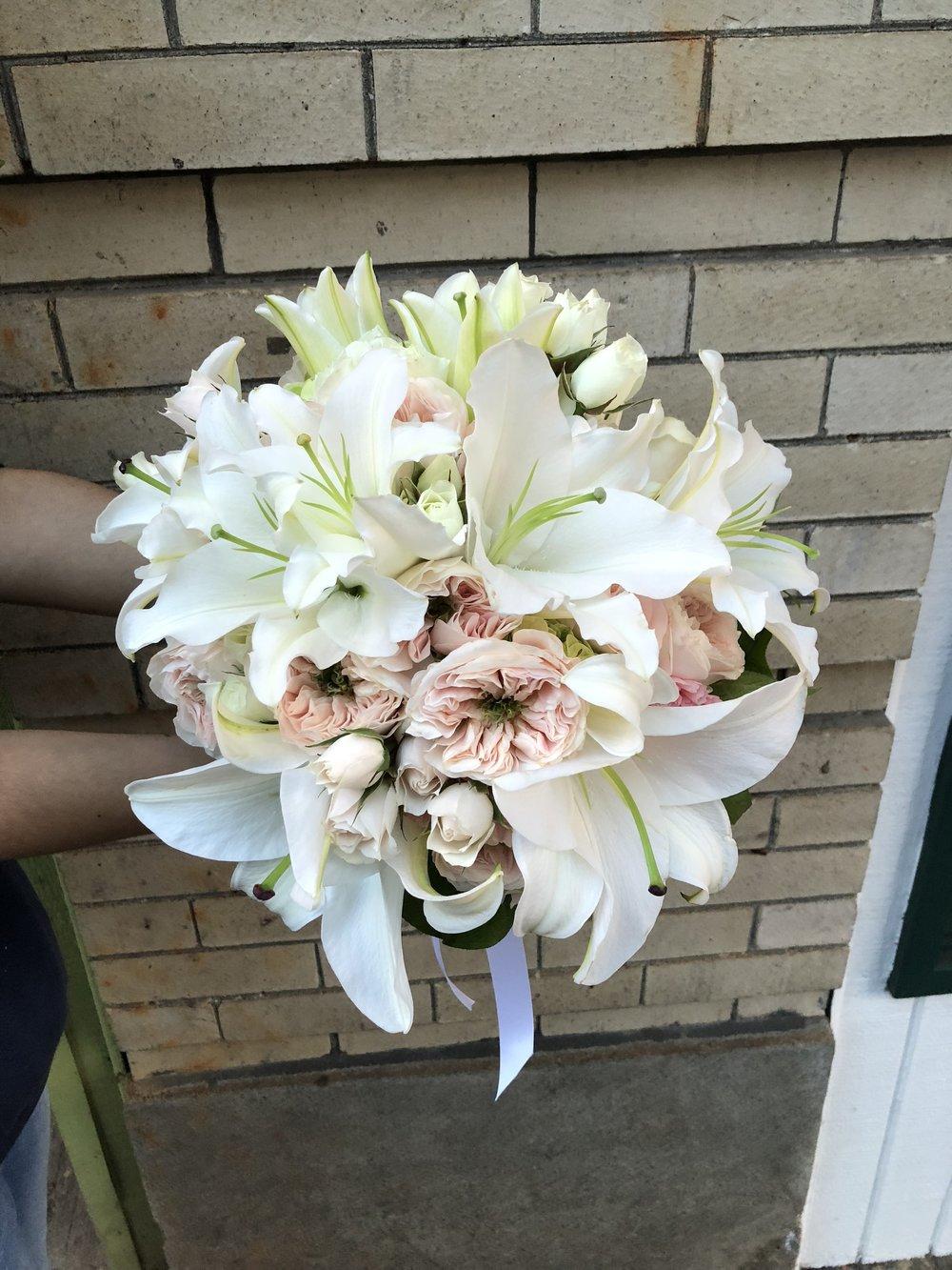 Boundless Love Bridal Bouquet