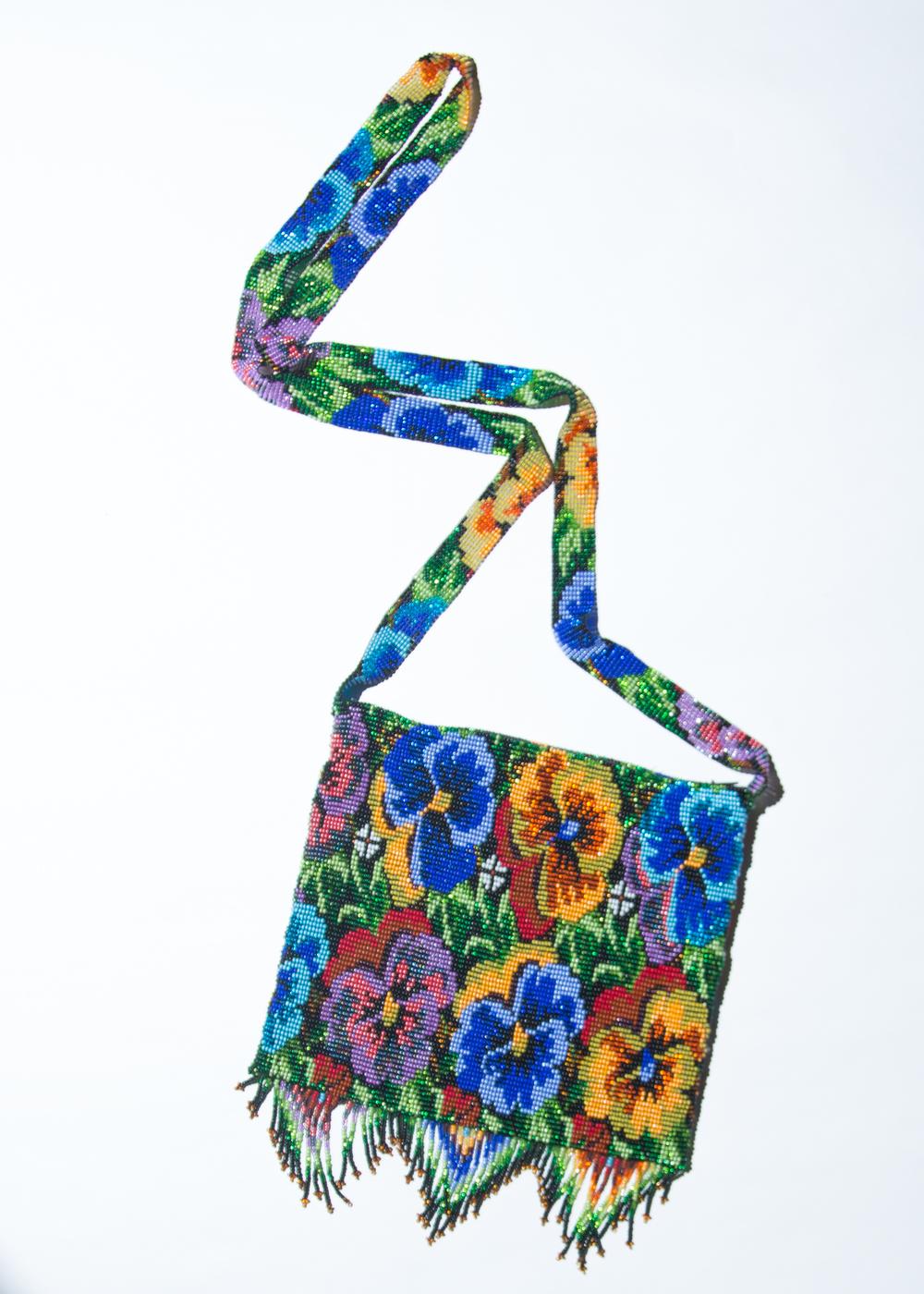 floral purse  $49.00