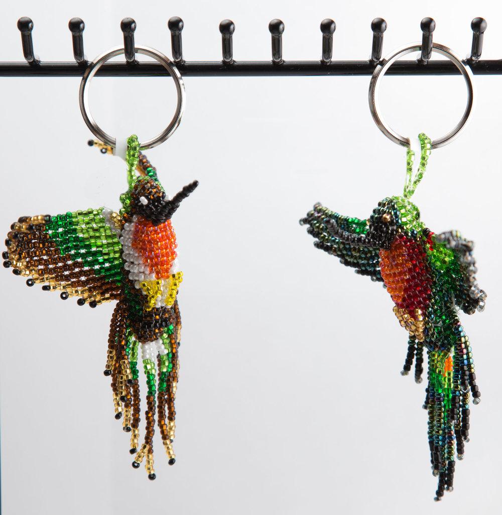 Hummingbird Keychain  $15.00