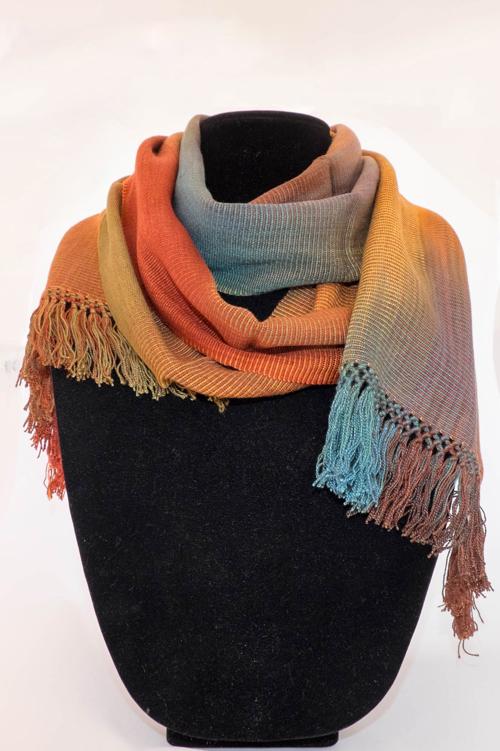 AUtumn Delight Bamboo Scarf    $39.00
