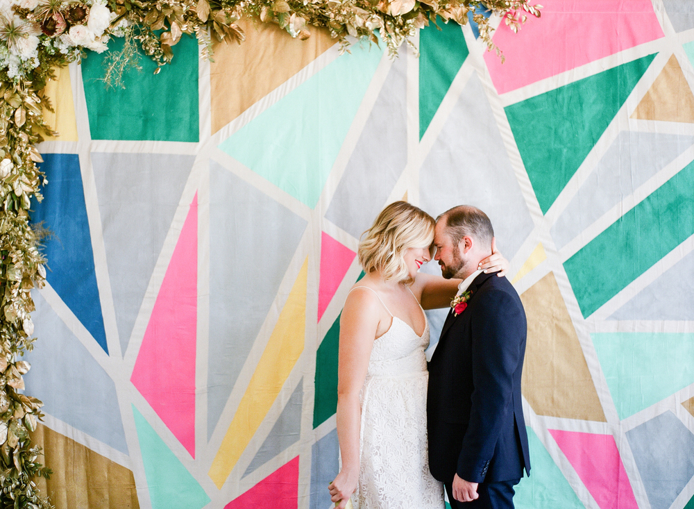 CALLIE + ANDREW - The Fig House, Los Angeles