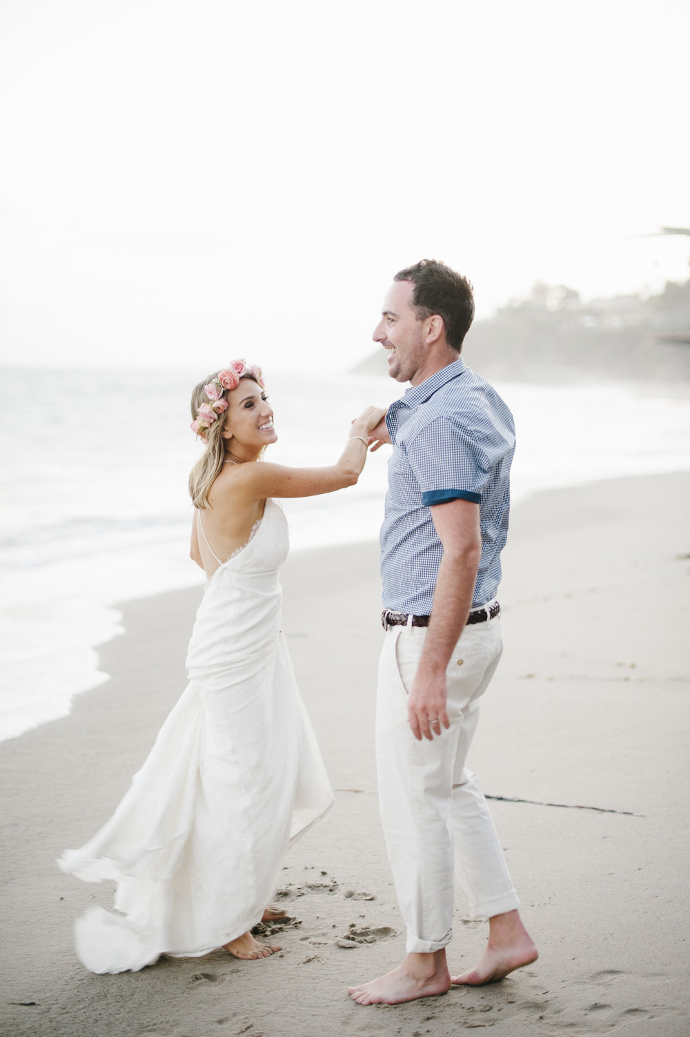 LIZZIE + MATT - Cypress Sea Cove, Malibu