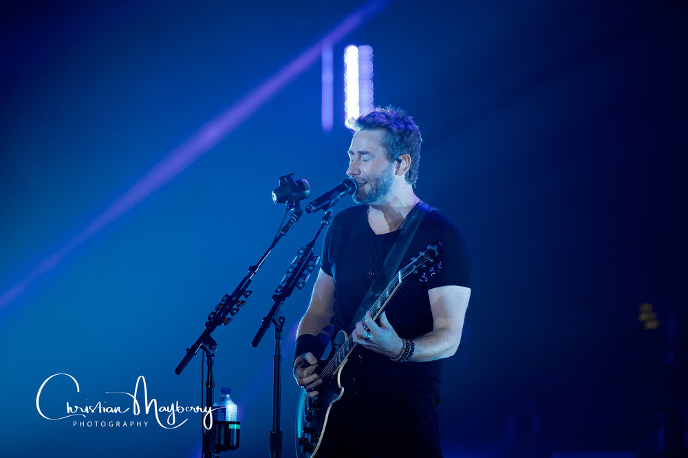 Nickelback #christianmayberry