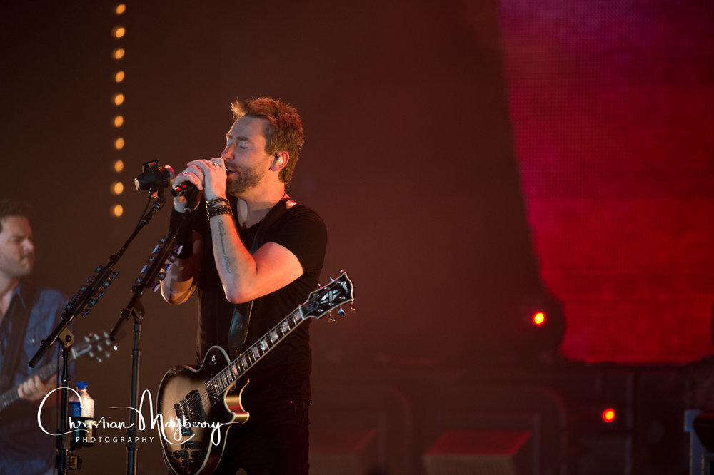 Nickelback #christianmaberry