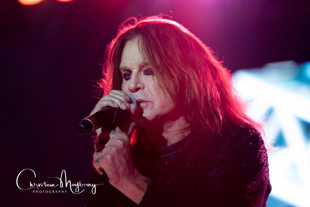 Ozzy Osbourne #christianmayberryphotography
