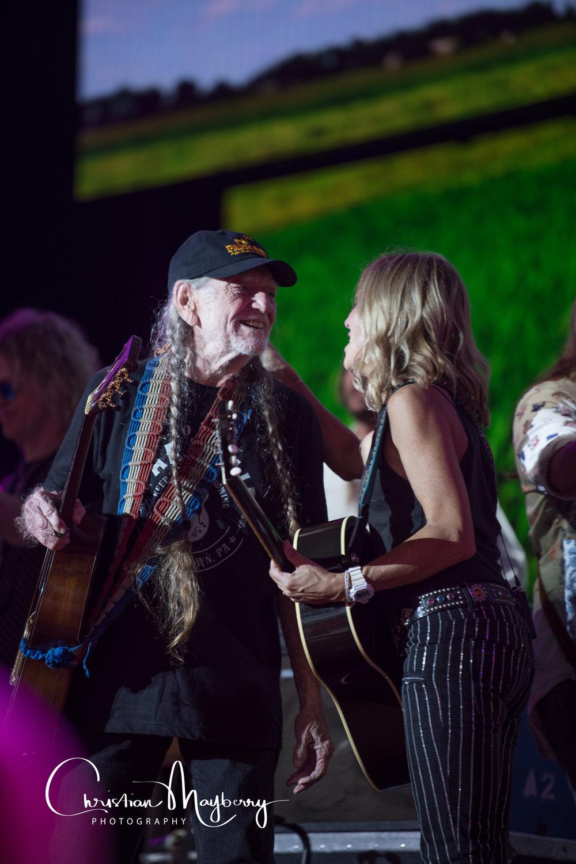 Willie Nelson & Sheryl Crow