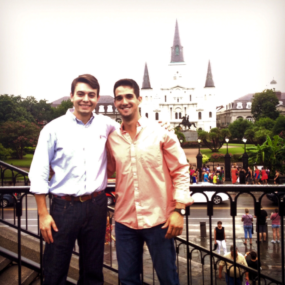 My visit to New Orleans in July of 2014