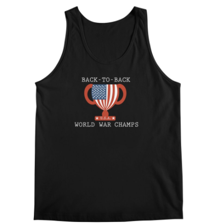 Back-to-Back Champs Tank