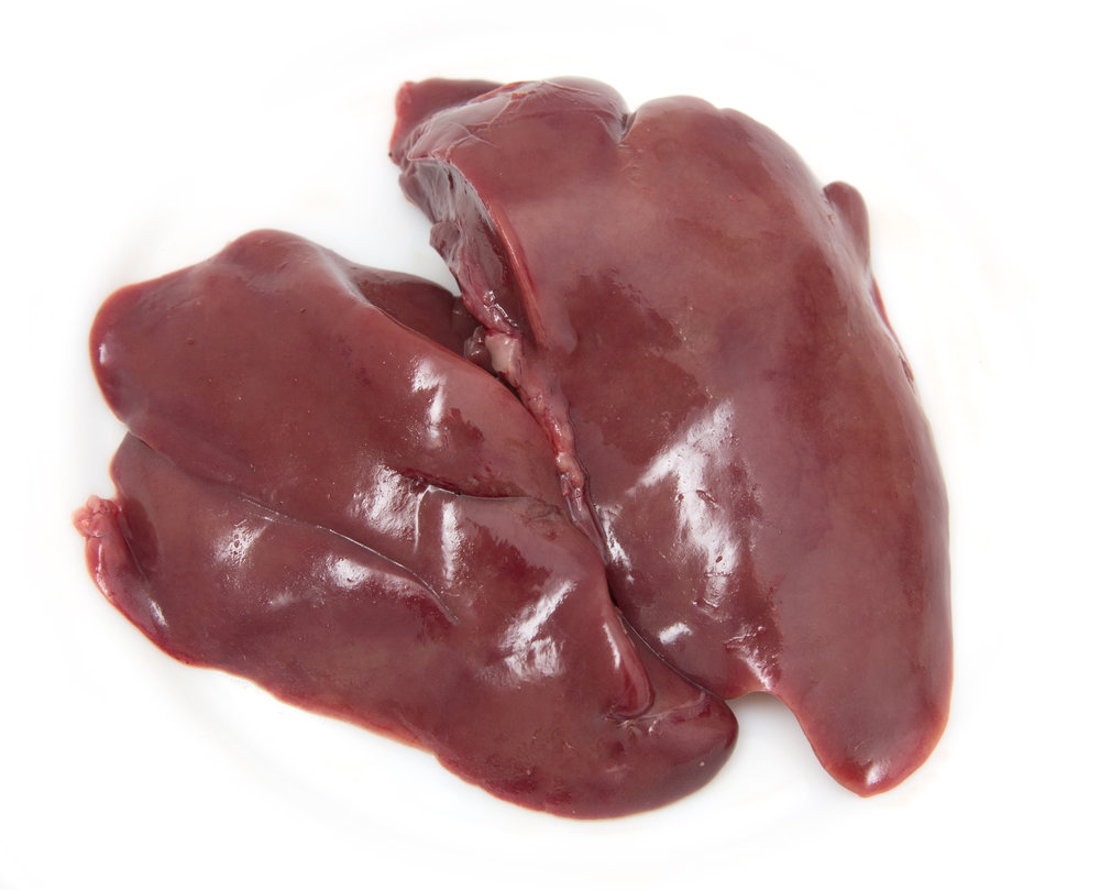 Raw Food Diet For Dogs Liver