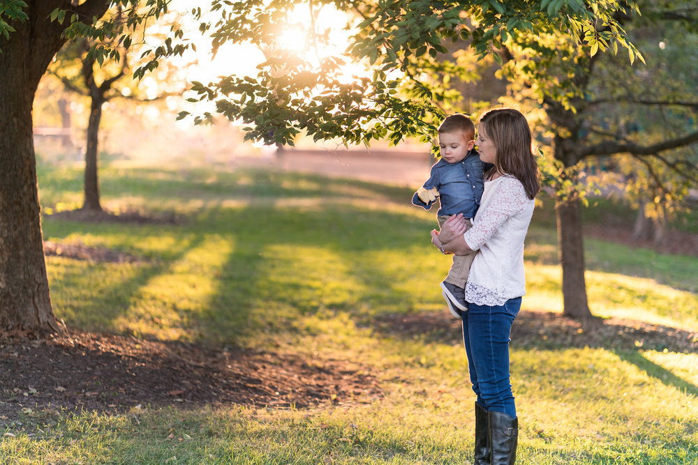 Cincinnati Family Photographer - Ault Park