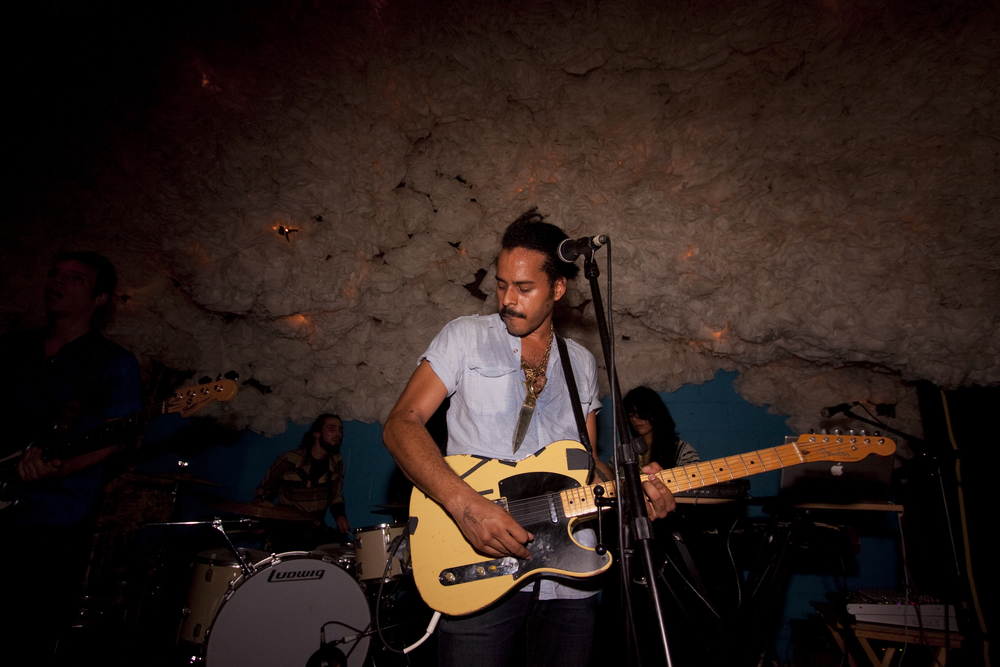 Twin Shadow at Glasslands
