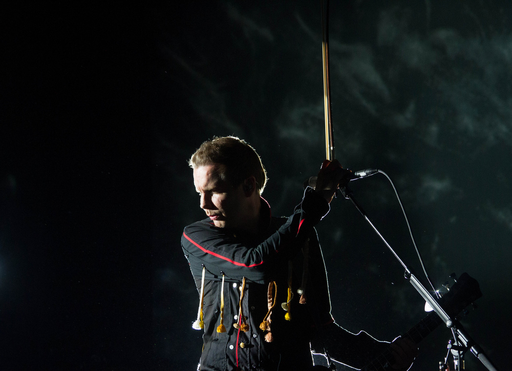 Sigur Ros at Celebrate Brooklyn in Prospect Park