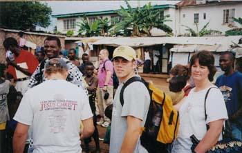Mission Trip 2003