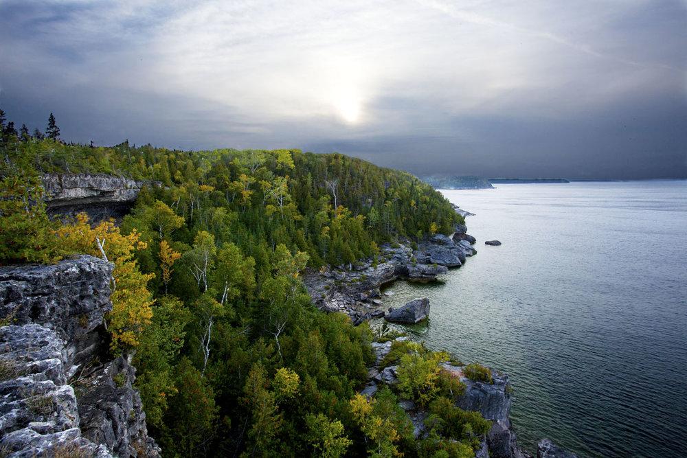 Bruce Peninsula National Park, Tobermory, Ontario | 2016
