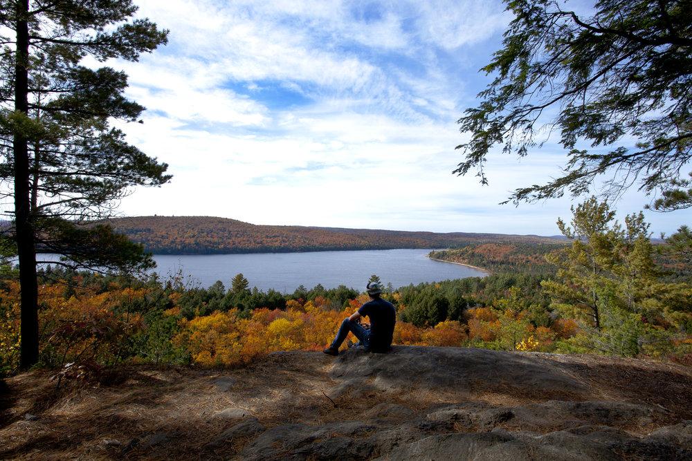 Kyle Garland | Booth's Rock, Algonquin Provincial Park | 2015