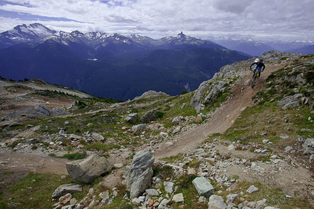 David MacLean | Top Of The World, Whistler, British Columbia | 2016