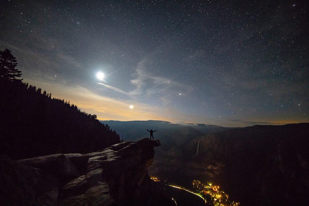 James Romaniuk | Glacier Point, Yosemite Valley, California, U.S.A | 2018