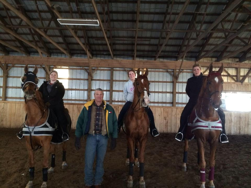 Five Gaited lesson with Mitch Clark