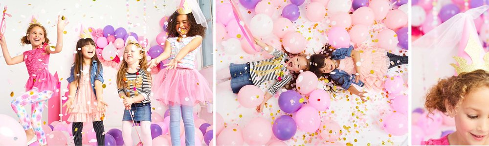 WALMART | PRINCESS PARTY EDITORIAL