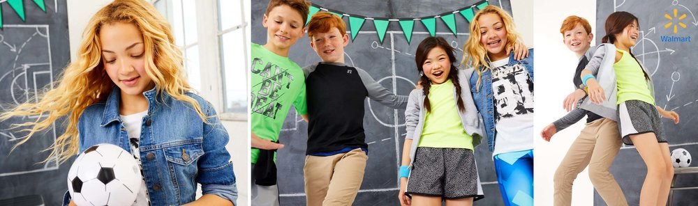 WALMART | SPORTS PARTY EDITORIAL
