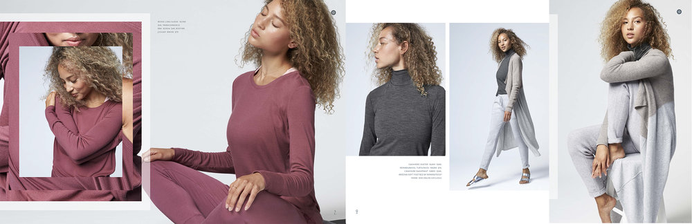 ATHLETA | HOLIDAY '17 LOOKBOOK