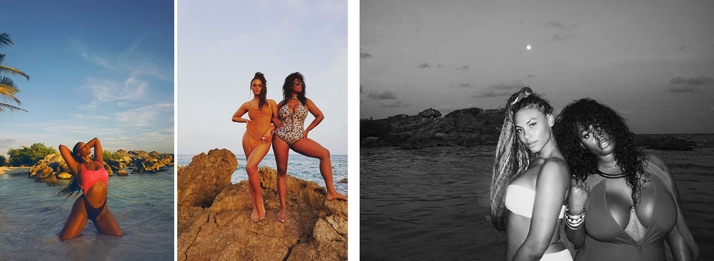 BOMBSHELLS OF SUMMER | GALORE MAGAZINE