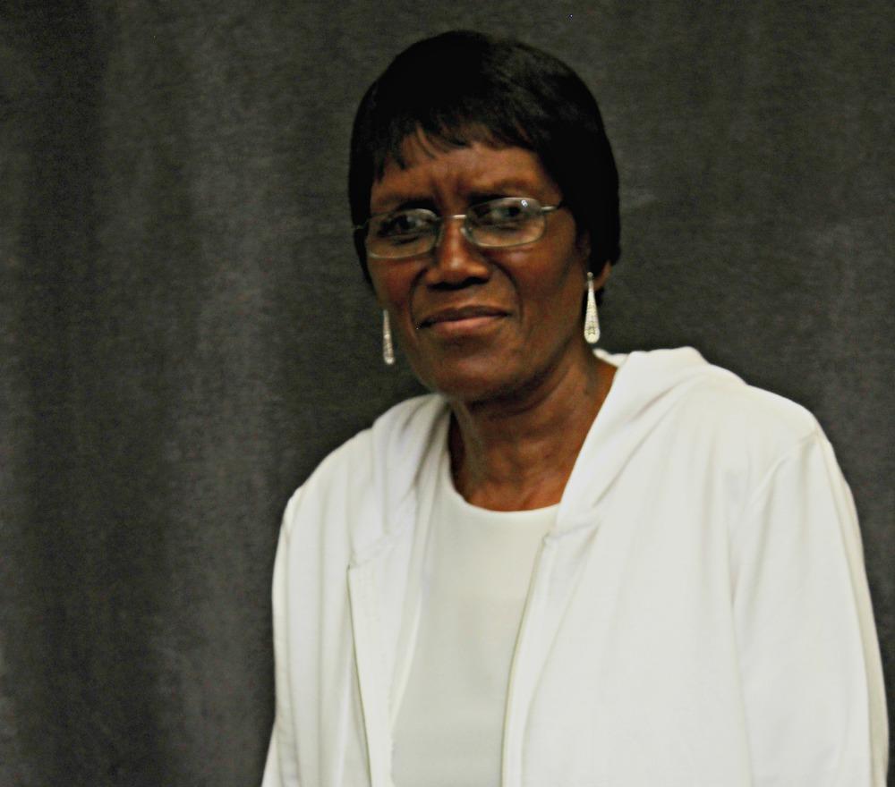 Minister Yvonne Thomas