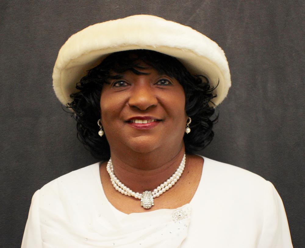 Minister Faye Douglas