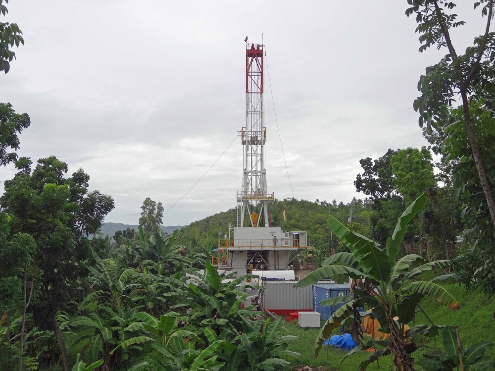 Malolos-1: Phase 3 Workover with Rig 2 (July 2013)