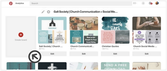 How to: Kick-kickstart your church brand (with a mood board!)