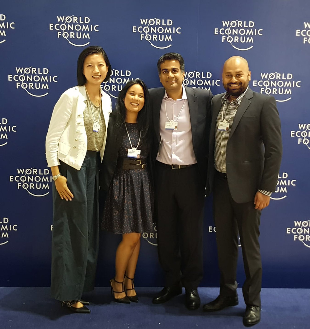 This year's AMNC was startup focussed
