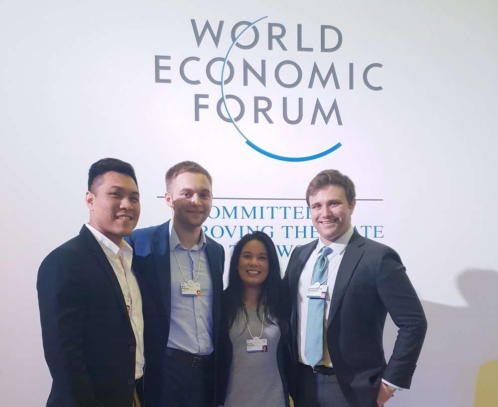 Singapore Global Shapers at AMNC in China