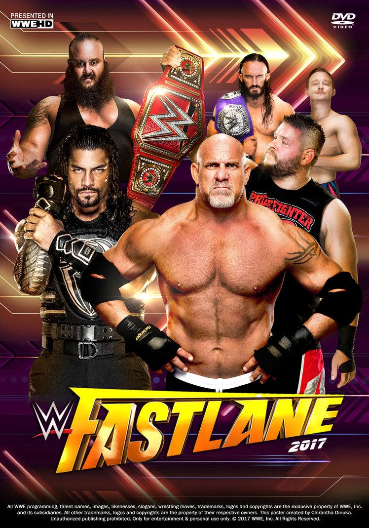 WWE: Fastlane - Results — AzarRising