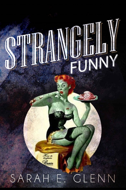 Cover of Strangely Funny IV coming soon