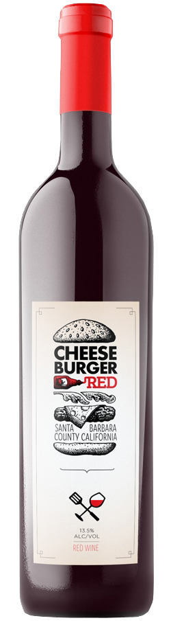 Cheeseburger Red