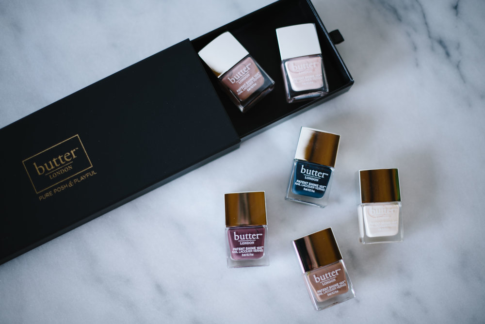 Butter London's Anniversary Sale Exclusive