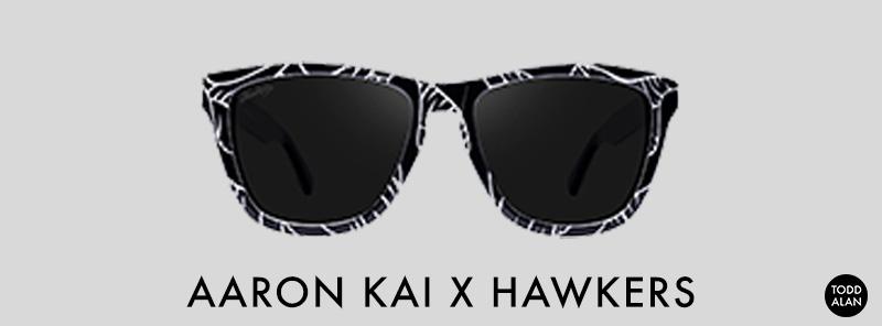 HAWKERS - Aaron Kai X //$50  -  BUY HERE