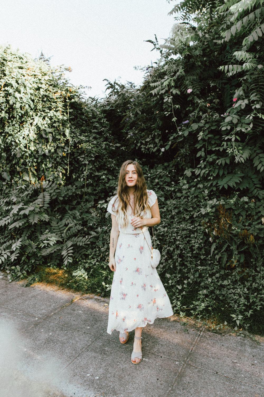 The Carina Dress