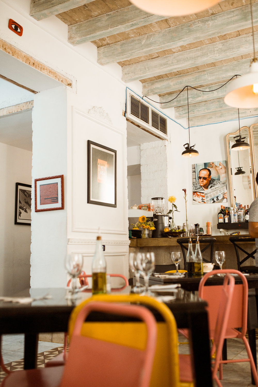 cutest little café in Havana!