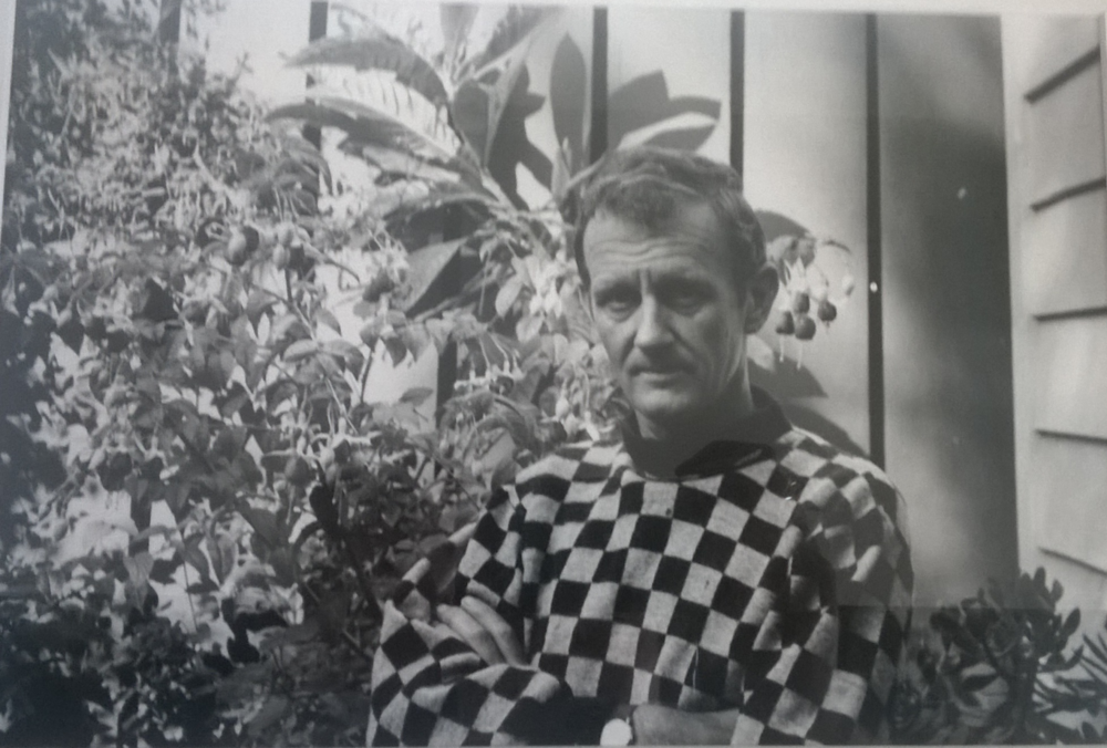Colin McCahon, Partridge St.,  1968 (printed 2004), Gordon H. Brown, New Zealand Portrait Gallery Collection, Gift of Avenal Mckinnon.