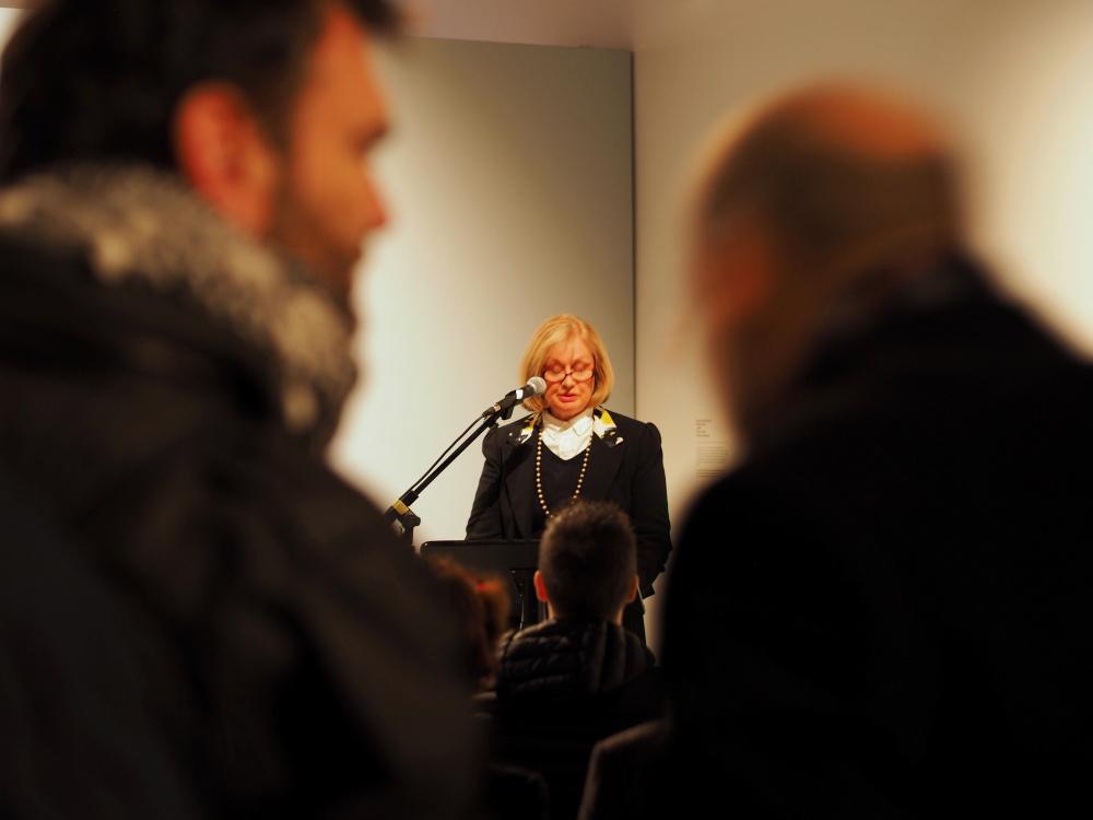 Acting director, Helen Kedgley
