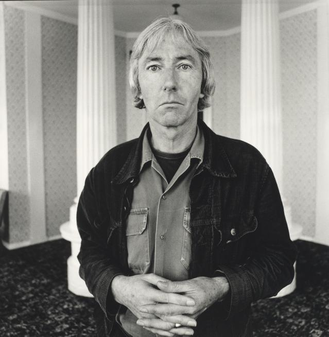 Don Driver, photographed by Adrienne Martyn, 1978