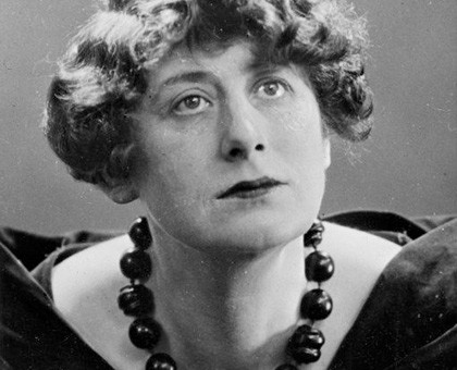 Dame Ngaio Marsh, April 1936, New Zealand Free Lance, Alexander Turnbull Library