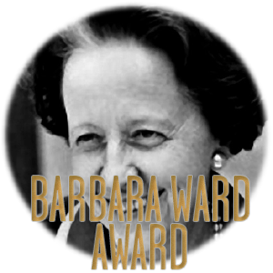 Caring for the environment - The Barbara Ward Award recognises young people who have conserved, enhanced or protected creation.