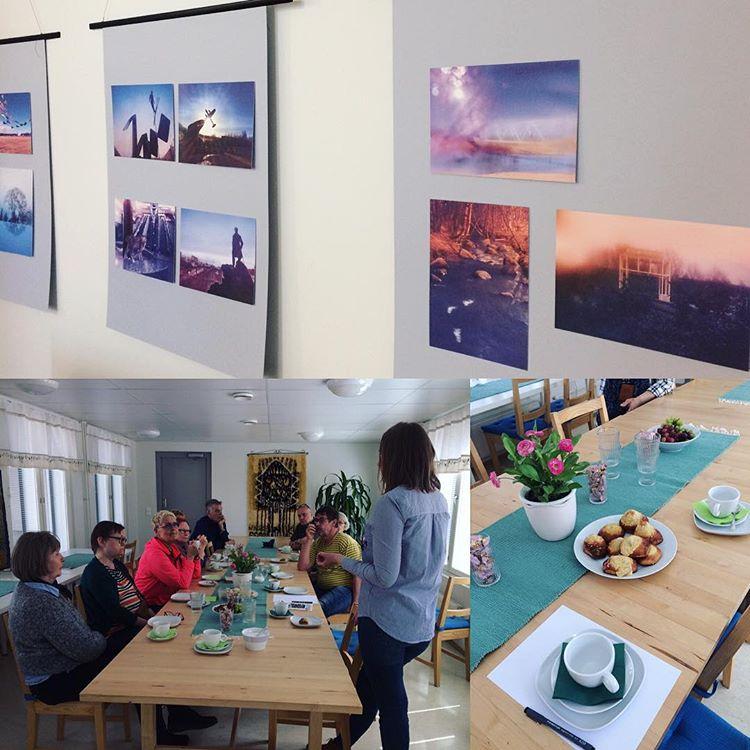 Kevät-kesä 2017: Lähetettyämme neljällesadalle satunnaisesti valitulle malmilaiselle postikorttinäyttelyn, ihmiset lähettivät meille kuvia näyttelyistään. Postikortit meille sponsoroi malmilainen painotalo Trinket.