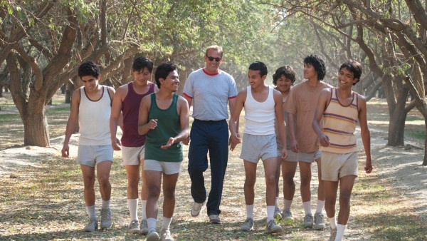 Image in the McFarland USA movie
