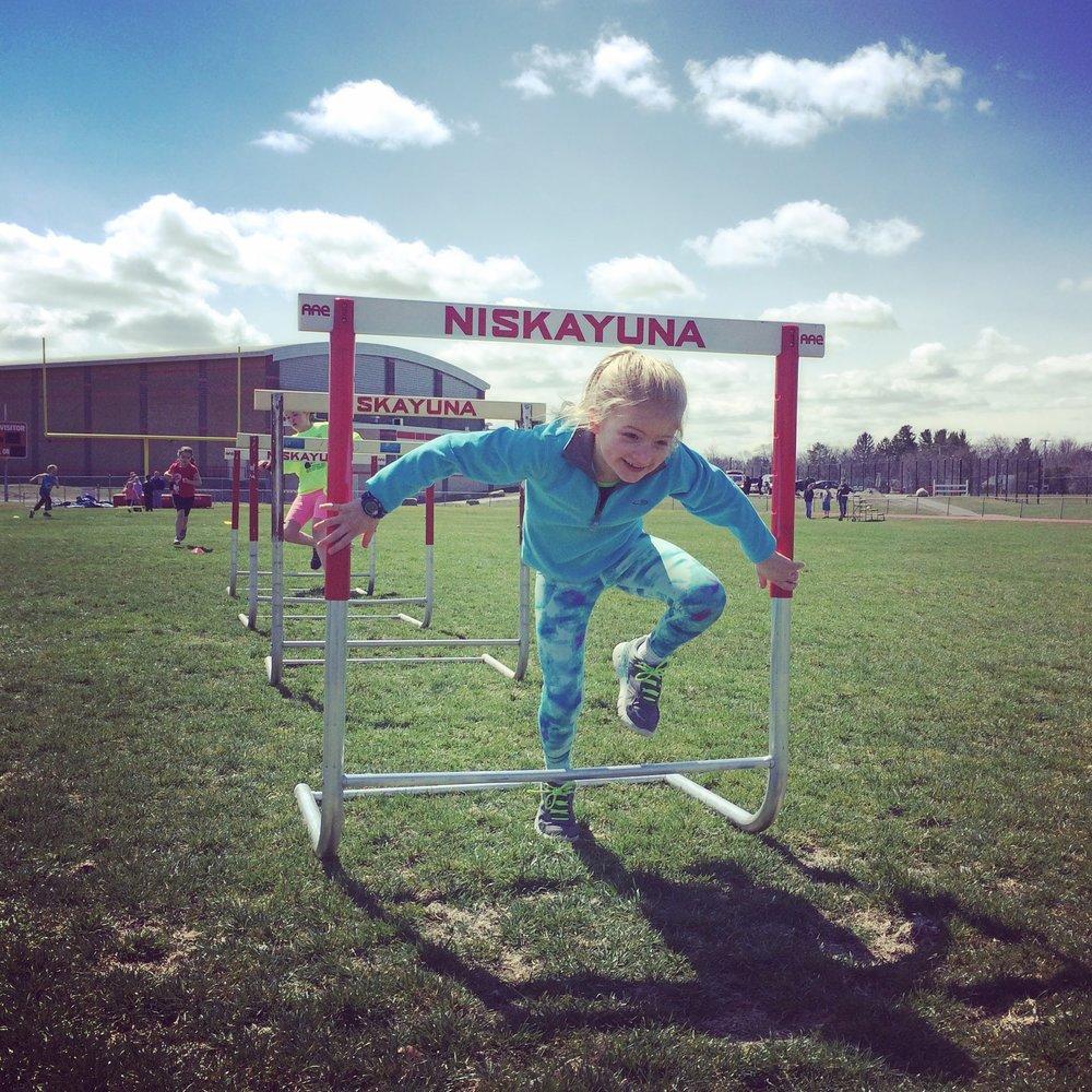 run like a kid running coach shelly Minnesota